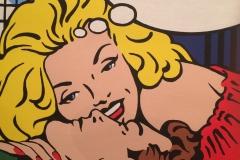 Comicbild aus den 50zigern